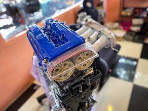 Fit Honda B Series B16A B16B Clear Valve Timing Cover Civic EG6 EG9 Integra Vtec