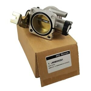 Genuine-MG-Rover-Alloy-Throttle-Body-52mm-For-K-Series-MGF-MHB000261-XP