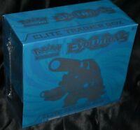 Mega Blastoise Ex Elite Trainer Box Xy Evolutions Set Pokemon Trading Cards Game