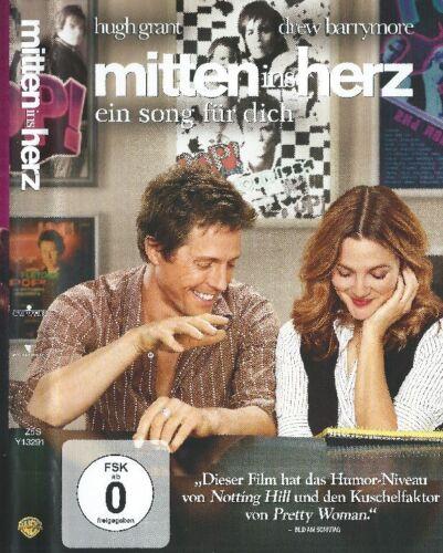 1 von 1 - DVD Mitten ins Herz - Ein Song für Dich mit Drew Barrymore, Hugh Grant