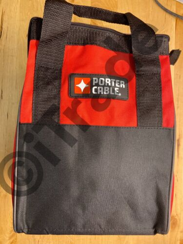 "Porter-Cable Nylon Tool Bag 12x9x6.5/"" For PCC601,PCC640,PCC600 NEW From Kit FH"