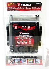HONDA CB750 YUASA 2 Amp DUAL Automatic Battery Charger Maintainer YUA1202262