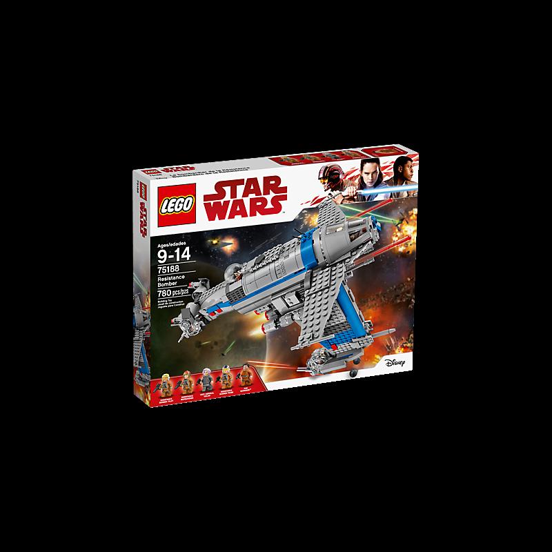 Bombardiere della resistenza Lego Star Wars 75188