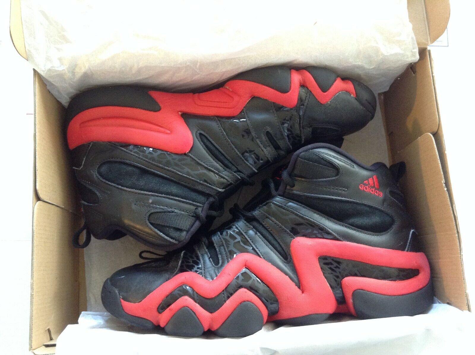 Men's Adidas Crazy 8 Retro Basketball shoes 100% Authentic Size 10