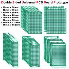 Double Side Universal Pcb Prototype Board Printed Circuit Protoboard Diy Solder
