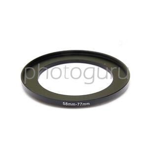ANELLO adattatore 77mm universale compatibile COKIN P filtri 77 mm compatibile