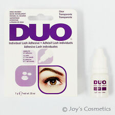 1 DUO Individual Lash Adhesive Waterproof  Eyelash glue -Clear *Joy's cosmetics*