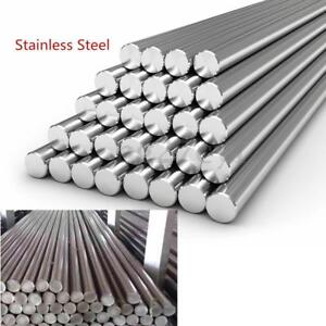 Stainless-Steel-304-Round-Metal-Bar-Solid-Rod-Metal-Milling-Welding-Metalworking