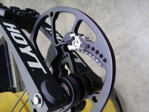 Stop Size BZT3 RX1, RX3, Proforce... Draw Stops for Hoyt ZT Cam