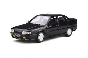 1-18-Otto-Models-Renault-21-turbo-Black-1986-OT798-cochesaescala