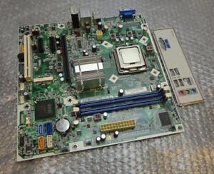 HP-Compaq-608883-002-500B-MT-MicroTower-Socket-775-Motherboard-H-IG41-uATX