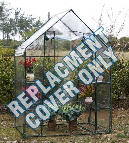 Kingfisher GHWIC Replacement Greenhouse Cover Walk In