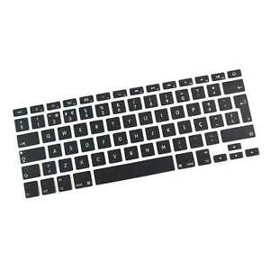"Keyboard Skin Cover UK layout for Apple Macbook Pro Air Retina 13/"" 15/"" 17/"""