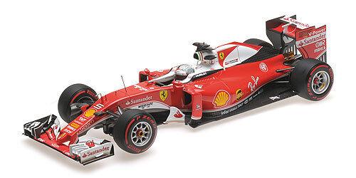 Ferrari SF16-H Scuderia Ferrari Sebastian Vettel Gp Italia Monza 2016 1:18 Model