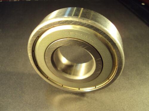 NSK 6306ZZ =2 SKF 2Z, FAG 6306 ZZ Single Row Deep Groove Ball Bearing