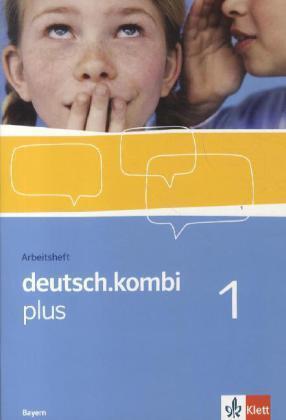 1 von 1 - Deutsch.kombi plus / Arbeitsheft 5. Klasse (2012, Geheftet)