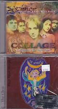 LOT OF 2 NEW CHRISTIAN ALTERNATIVE CDs SIXPENCE - COLLAGE + THE CHOIR - FLAP