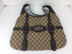 88e20245990e Image is loading 100-Authentic-Gucci-Horsebit-Hobo-85th-Anniversary-Edition-