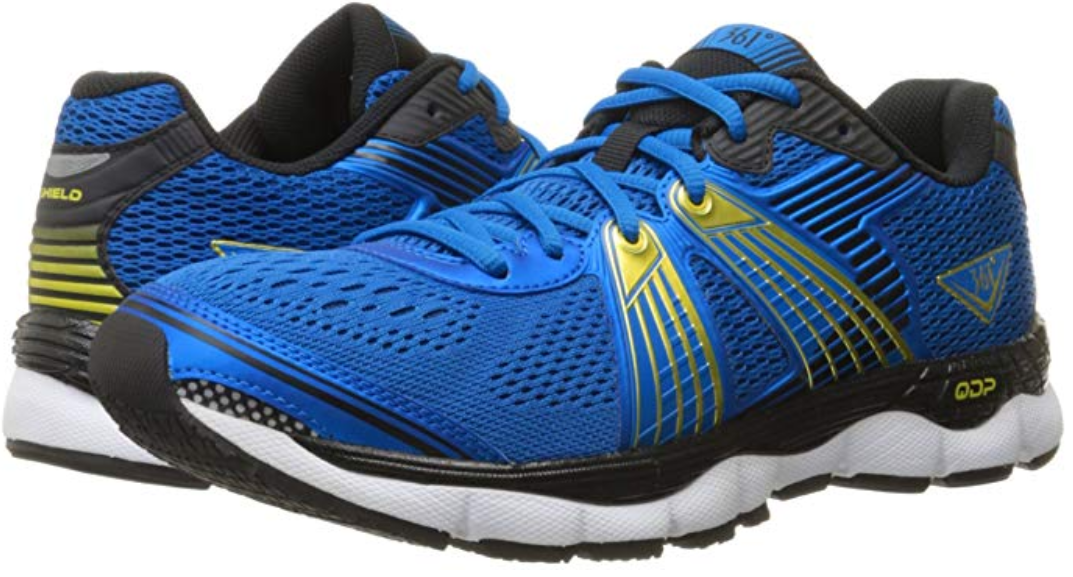 361 Degrees Shield Size US 9.5 M (D) EU 43.5 Men's Running shoes 101610105-6052