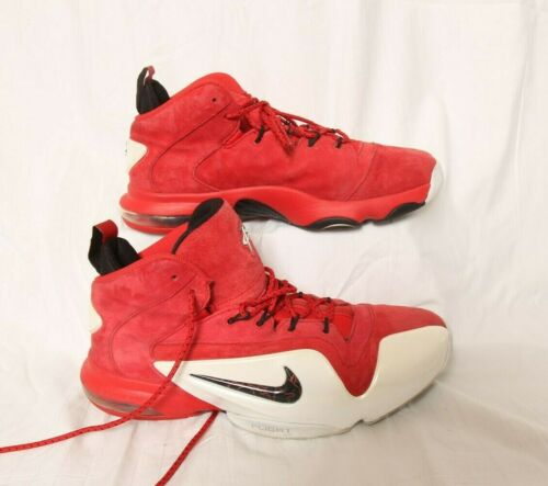 Vi Prm Suede 749629 White Nike 10 6 Penny University Red Zoom Air Sz 600 wXnqA1IT