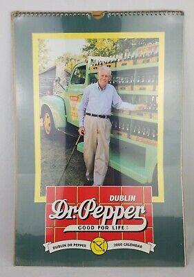 Dublin Dr Pepper 2009 Commemorative Can Bill Kloster