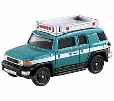 Tomica No.31 Toyota Fj Cruiser Patrol Car (box) From Japan 1121