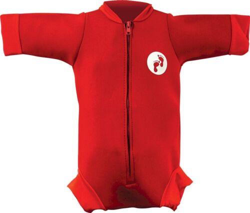 Nouveau-né 0-12 ultimate bébé piscine maillot de bain combinaison bébé deux pieds nus TBF