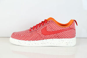 Nike Lunar Force 1 Low X Undefeated University Red Jcrd 652805-660 air undftd