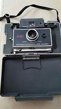 Vintage Polaroid 440 Automatic Land Camera