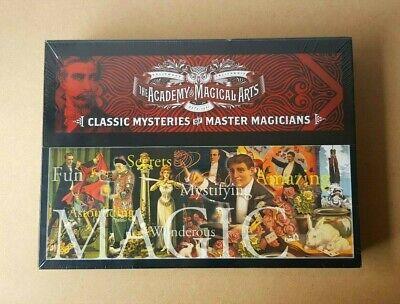 BIG Classic Mysteries//Master Magician/'s Set 75 tricks book illusion magic Kit