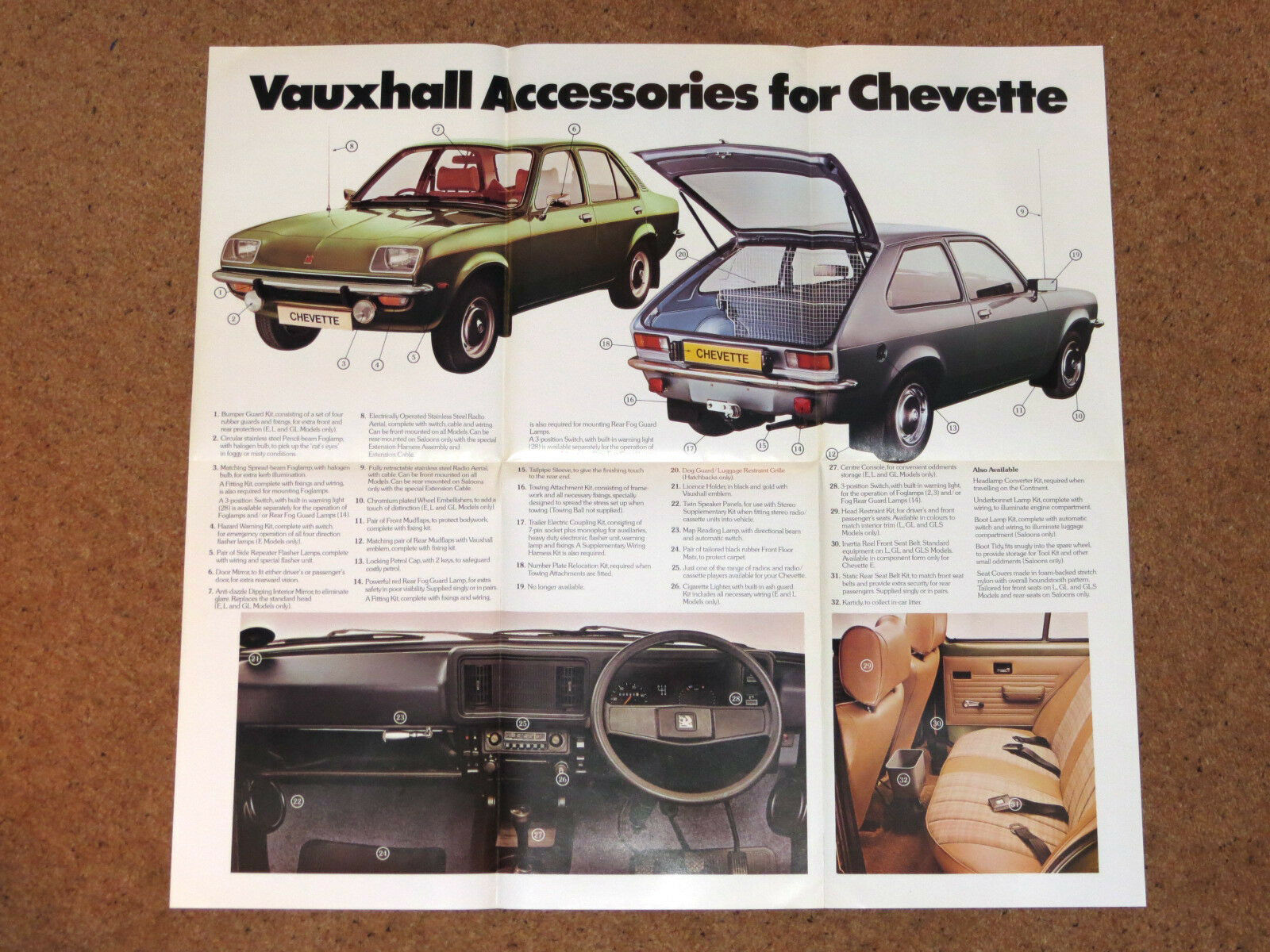 Chevette Schematic - List of Wiring Diagrams on