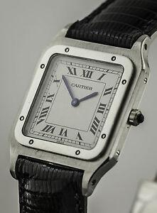 Cartier Santos Dumont 925