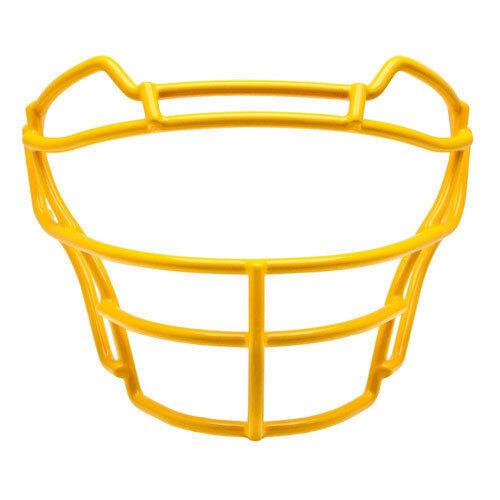 Schutt Vengeance V-ROPO-AB Adult Varsity Football Helmet Facemask gold   YELLOW