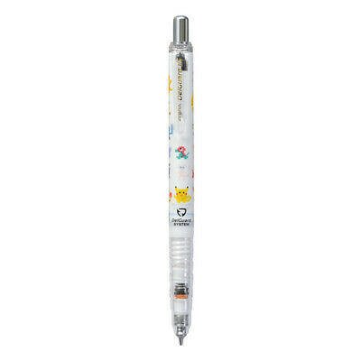 Zebra delguard Mechanical pencil Pokemon Black 0.5mm From Japan
