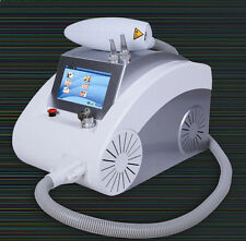 Q-Switch ND-YAG Laser Machine 532nm&1064nm Tattoo Removal Device touch screen