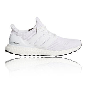a21beb75883 Image is loading adidas-Mens-UltraBOOST-Running-Shoes-Trainers-Sneakers -White-