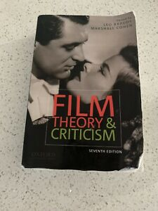 Film Theory And Criticism 2009 Paperback 9780195365627 Ebay