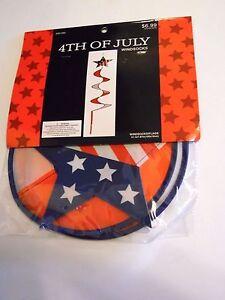 4th of July Wind Spinner Patriotic Americana Decoration Veterans Memorial Day