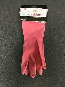 Evri-Glam-Gloves-Latex-Dishwashing-Gloves-One-Size-Fits-All-M42D