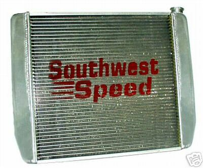 """NEW SWS RACING RADIATOR,FORD 19/"""" TALL X 31/"""" WIDE X 3/"""""""