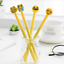 2Pcs-Cute-Style-Gel-Pen-Ballpoint-Stationery-Writing-Sign-Child-School-Office miniature 19