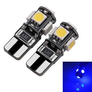 2-ampoules-a-LED-veilleuses-pour-Renault-Megane-Clio-Laguna-Twingo-Wind-Espace
