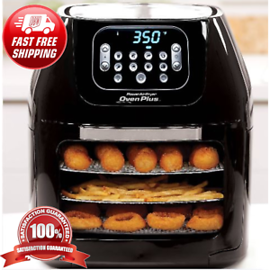 Power-Air-Fryer-Oven-All-In-One-6-Quart-Plus-Dehydrator-Grill-Rotisserie-6QT-New