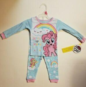 c88498a25c0b MY LITTLE PONY Pajamas 2-piece Set Baby Girls 18 M NWT Cotton FAST ...
