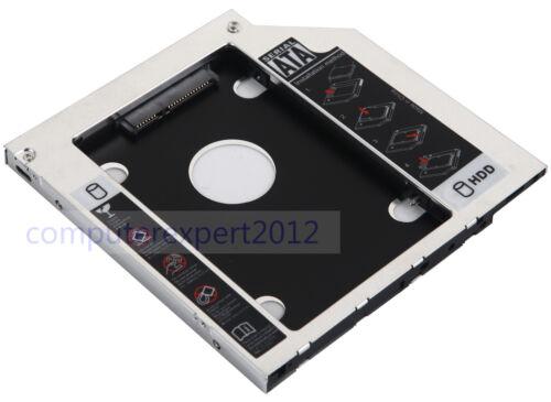 HDD HD SSD 9.5mm 2nd hard drive caddy Bay for Sony Vaio VPC-SA SA Series Laptop