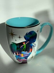 Mug-Disneyland-paris-Peter-Pan-Fee-Clochette-Cup-Tasse-Tinker-Bell