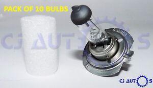 10x-H7-Bombilla-Lampara-Cabezal-Haz-Principal-Dip-bulbo-de-halogeno-PX26d-12-V-55-W-499-477-coche