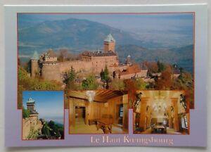 Le Haut Koenigsbourg Postcard (P281)