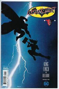 Harley Quinn Batman Day Special Edition 2017 DC Comics Dark Night Returns Homage