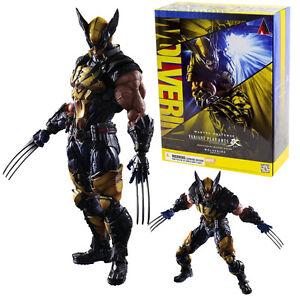 Marvel-Universe-Play-Arts-Kai-Wolverine-Variant-Square-Enix-Action-Figure-Statue